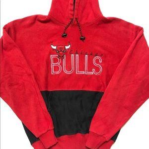 Vintage Chicago Bulls Hoodie